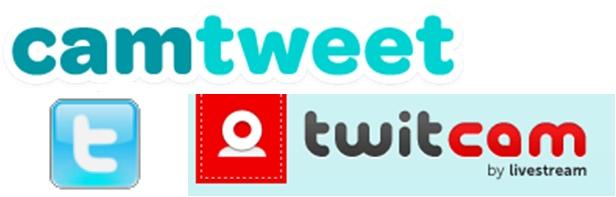 camtweet twitcam
