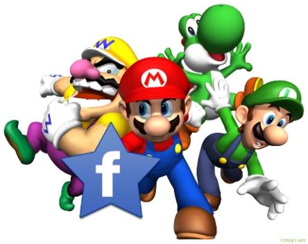 video juego facebook humor