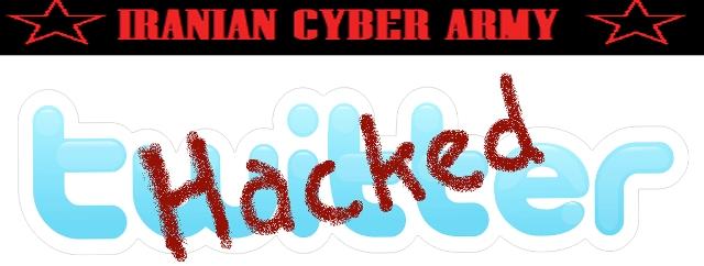 twitter hacked iran