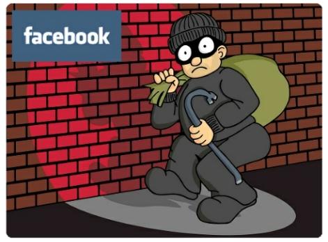 robar facebook seguridad privacidad please rob me