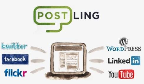 postling aplicaciones redes sociales
