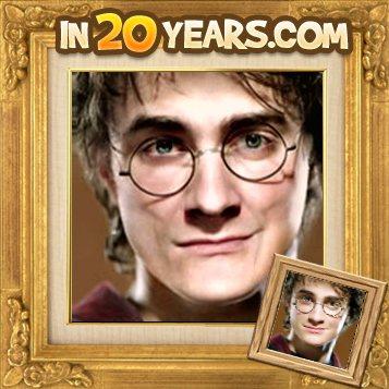 Harry Potter viejo