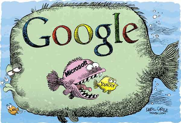 google yahoo microsoft humor