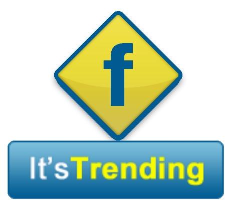 its trending facebook