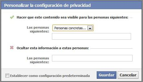 captura facebook estado privacidad