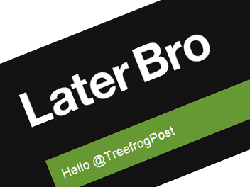 laterbro logo