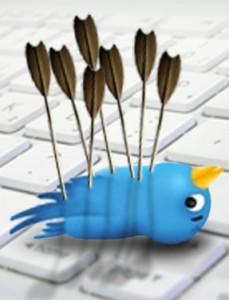 twitter conducta molesta