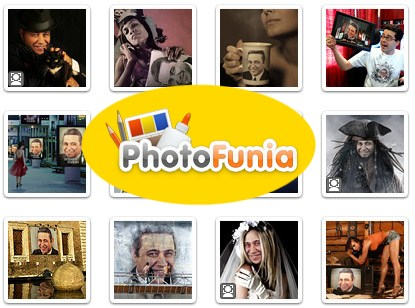 PhotoFunia for PC Windows