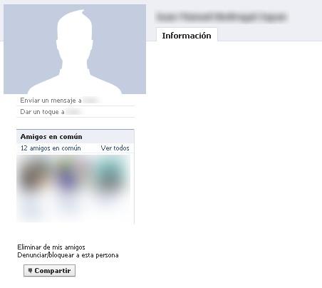 fantasmas facebook