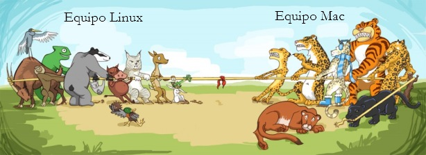 humor linux vs mac