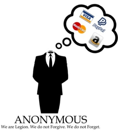 wikileaks anonymous operation payback