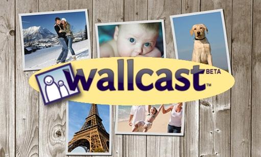 Wallcast wallpaper