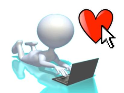 geek computer love