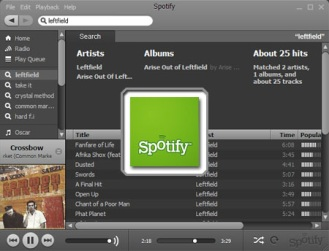 spotify captura