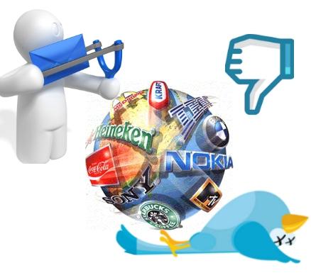 dejar de seguir marcas facebook twitter email