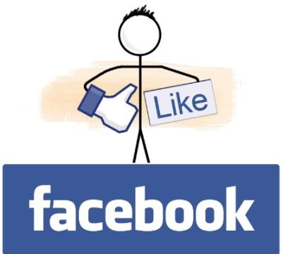 facebook pagina de fans