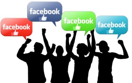 pagina de fans facebook