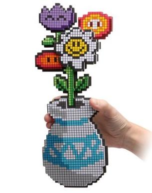 ramo flores 8bit