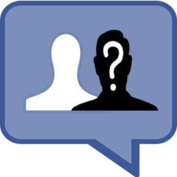 comentarios anonimos facebook