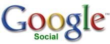 google social search logo