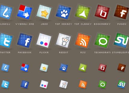 iconos sociales 2