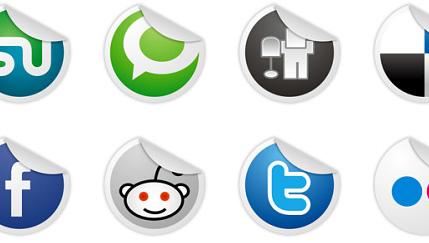 iconos socialize