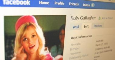 perfil facebook foto celebridad