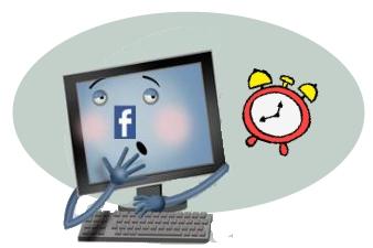 tiempo facebook