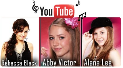 viral youtube rebecca black