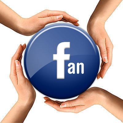 facebook fan pagina