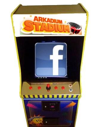 facebook juego arkadium stadium