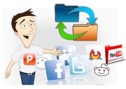 pixelpipe subir contenido redes sociales