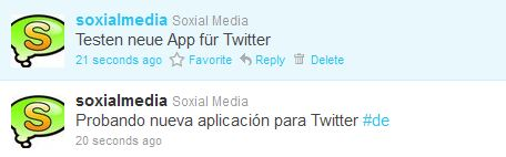 prueba Translate Tweets