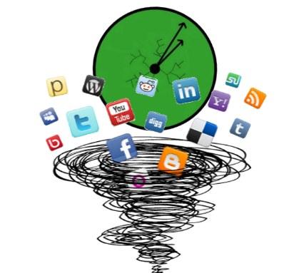 social media tiempo