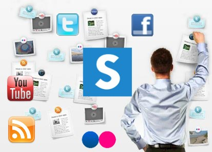 storify facebook twitter rss youtube