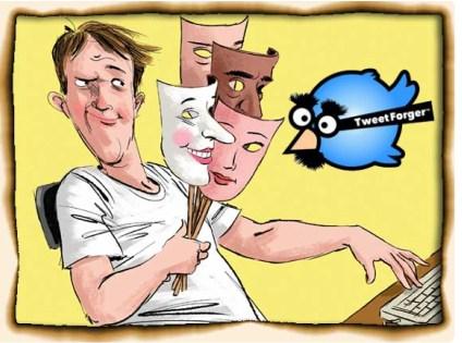 tweetforger twitter impostor