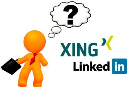 xing vs linkedin empresas