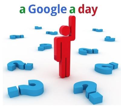 a google a day preguntas acertijos