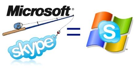 microsoft skype compra