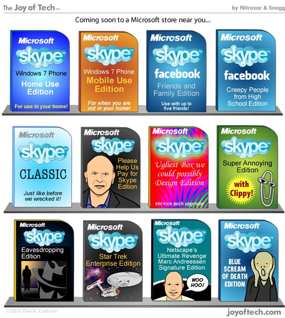 compra skype microsoft