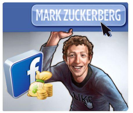 dueño facebook dinero ganancia