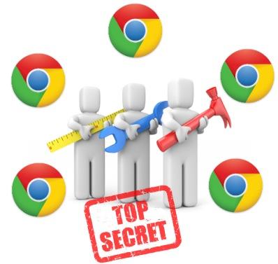 secretos google chrome funciones