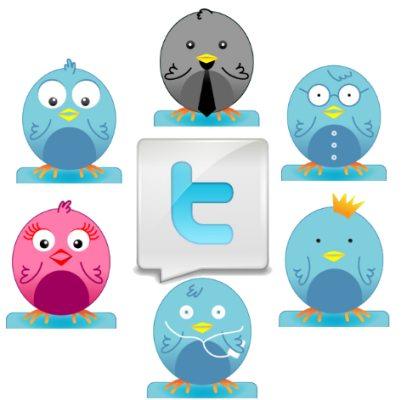 tipos usuarios twitter