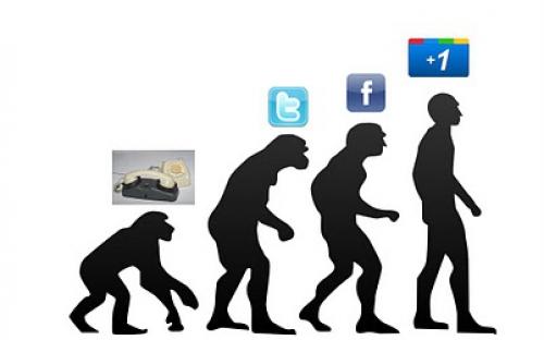 google + plus vs facebook evolution