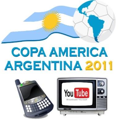 copa america 2011 ver online gratis