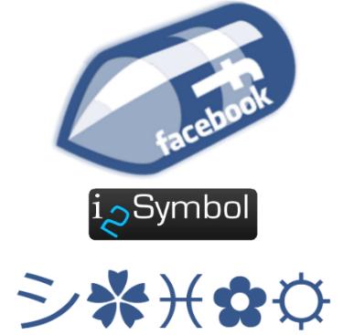 facebook simbolos i2symbol estados