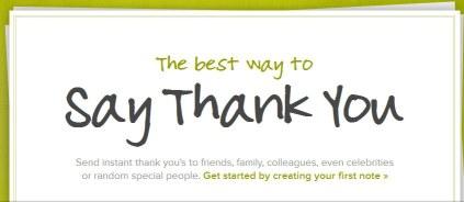 thankuz web aplicacion