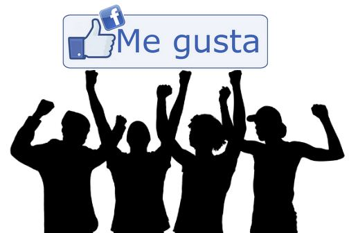 infografia facebook fan pagina marketing