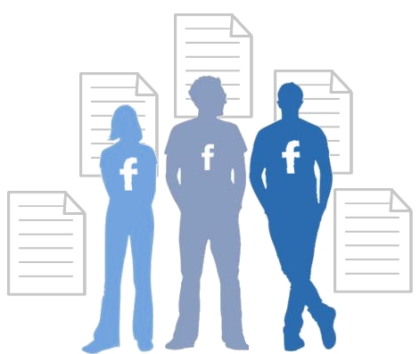 guia facebok listas amigos