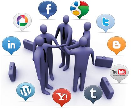 redes sociales empresas pequeñas